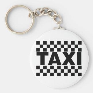 De Auto van de Cabine ~ van de Taxi van de taxi ~  Sleutelhanger