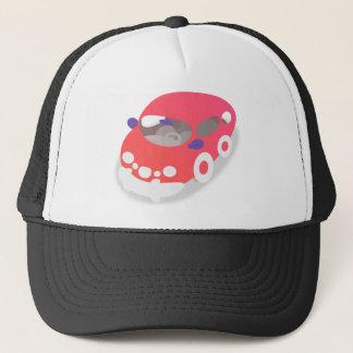 De Auto van de cartoon Trucker Pet