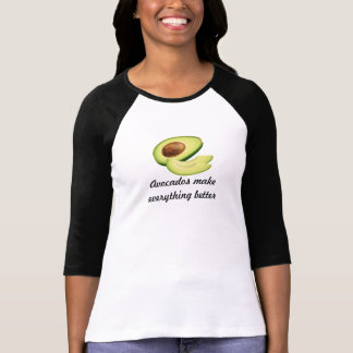 De avocado's maken tot alles Bella 3/4 van Betere T Shirt