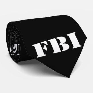 De Avondkleding van het FBI Persoonlijke Stropdas