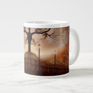 De Aziatische JumboMok van de Brug Grote Koffiekop