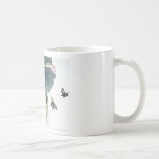 De Aziatische Koele Kunst van de Vlinder van de Koffiemok