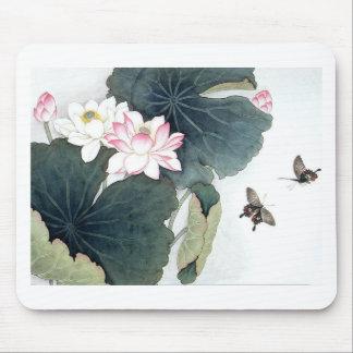 De Aziatische Koele Kunst van de Vlinder van de Muismat