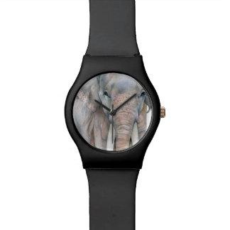De Aziatische Stier van de Olifant Horloge