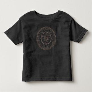 De Azteekse T-shirt van de peuter