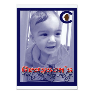 De b-Dag van Grayson Kaart
