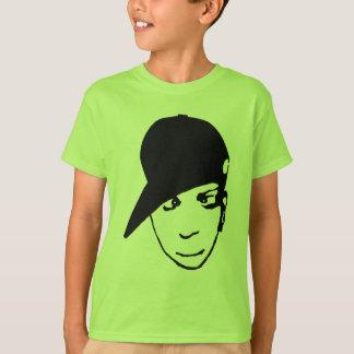 De b-Jongen van Anime. Het Toestel van Hip Hop T Shirt