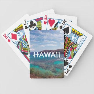 De Baai Hawaï van Hanauma Poker Kaarten