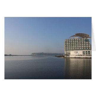 De Baai van Cardiff (de Zomer) Briefkaarten 0