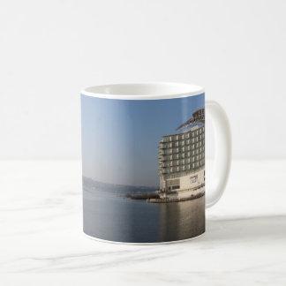 De Baai van Cardiff (de Zomer) Koffiemok