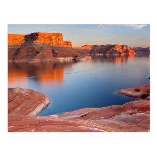 De Baai van de aalmoezenier van Meer Powell Briefkaart