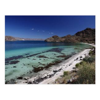 De Baai van de Conceptie van Baja Briefkaart