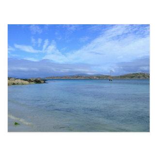 De Baai van de martelaar, Eiland van Iona Briefkaart