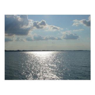 De Baai van Sandusky, Meer Erie Briefkaart