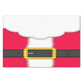 De Baard van de Kerstman van het Kostuum van de 25,4 X 38,1 Cm Tissue Papier