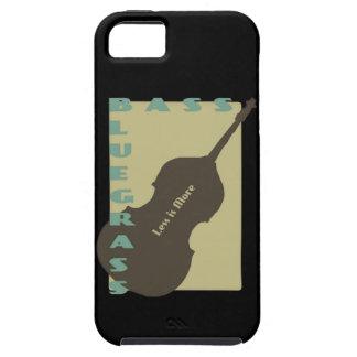 De Baarzen van Bluegrass: Minder is meer Tough iPhone 5 Hoesje