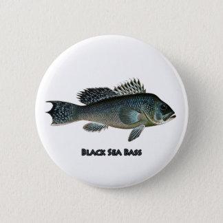 De Baarzen van de Zwarte Zee Ronde Button 5,7 Cm