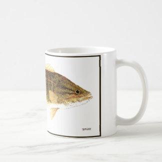 De Baarzen van Smallmouth Koffiemok
