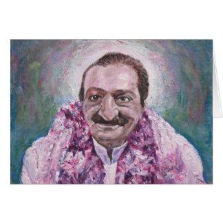 De Baba van Meher, leeg bericht Briefkaarten 0