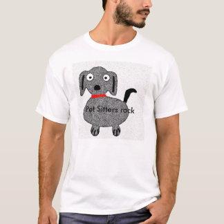 De Babysitters van het huisdier schommelen T Shirt