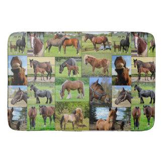 De badmatten van de Minnaar van het paard Badmat