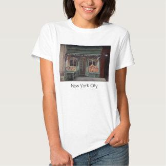 De Bakkerij NYC van Vesuvio T Shirts