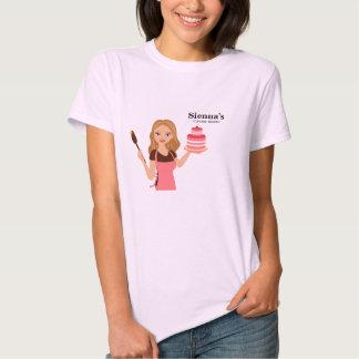 De Bakkerij van Cupcake T Shirts