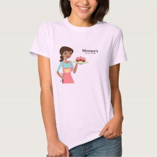 De Bakkerij van Cupcake Tshirt