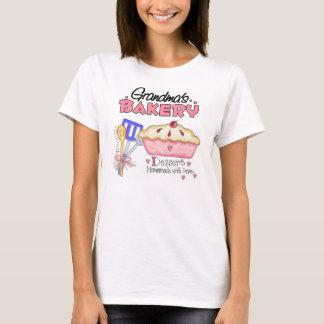 De Bakkerij van de Oma's van de douane T Shirt