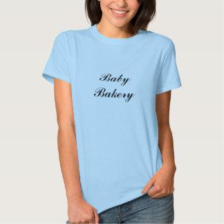 De Bakkerij van het baby Tshirt