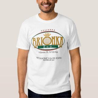 De Bakkerij van Kroatië Tshirt