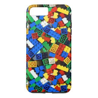 De Bakstenen van de Bouw van Bouwstenen iPhone 8/7 Plus Hoesje
