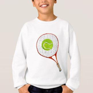 De Bal Sketch3 van het tennis Trui