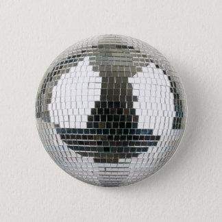 De Bal van de Disco van Mirrorball Ronde Button 5,7 Cm