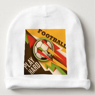 De Bal van de Sport van het Voetbal van het Baby Mutsje