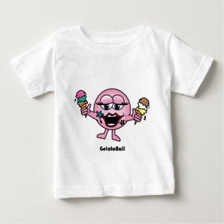 De Bal van Gelato Baby T Shirts