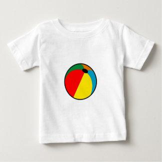 De Bal van het strand Baby T Shirts