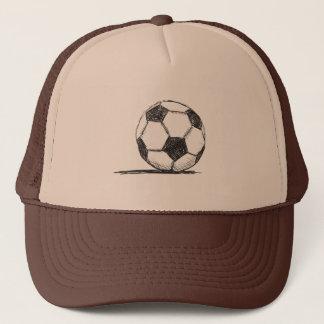De Bal van het voetbal, Football, Fussball, de Trucker Pet