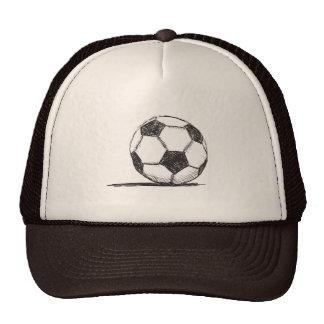 De Bal van het voetbal, Football, Fussball, de Trucker Petten