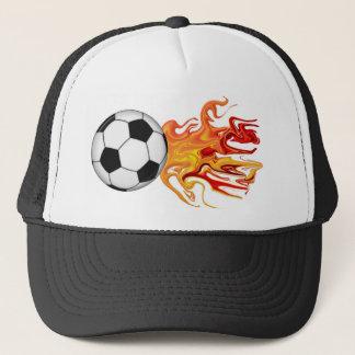 De Bal van het voetbal van Brand Trucker Pet