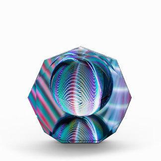 De bal wijst op 5 acryl prijs