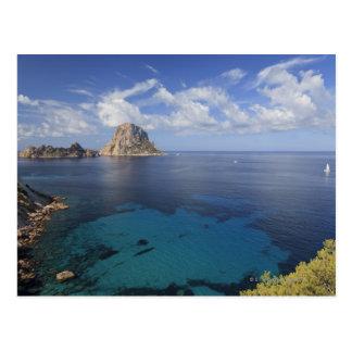 De Balearen, Ibiza, Spanje Briefkaart