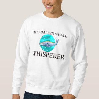 De Baleen Walvis Whisperer Trui