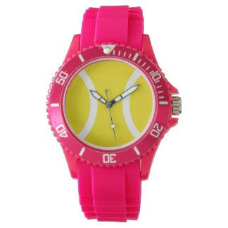 De balhorloges van het tennis horloge