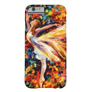 De Ballerina van de Kleur van het water Barely There iPhone 6 Hoesje