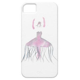 De Ballerina van kwallen - Annette Barely There iPhone 5 Hoesje
