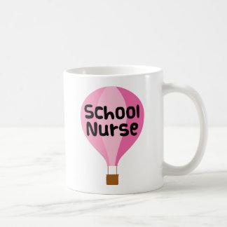 De Ballon van de Gift van de Verpleegster van de Koffiemok