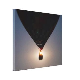 De Ballon van de hete Lucht, Ballon Fest, Olathe,  Canvas Print