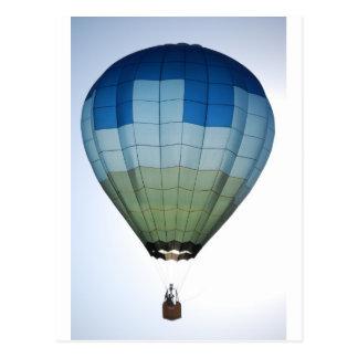 De Ballon van de hete Lucht Wens Kaart