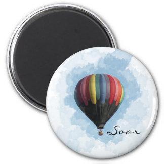 De Ballon van de hete Lucht Magneet